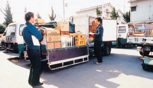 フードビジネス部門   白菱はフードサービス業界の最前線で、多彩な商品力とコンサルティング力を発揮しています。